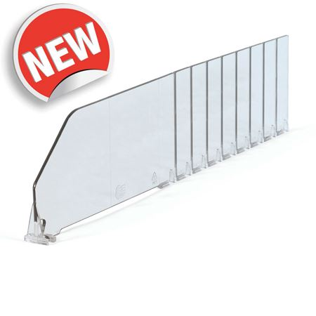 Picture for category DIVIDERS H. 100 mm - without stopper