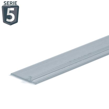 Picture of RAIL FOR DIVIDER - WITHOUT FRONT - WITH ADHESIVE - Series 5
