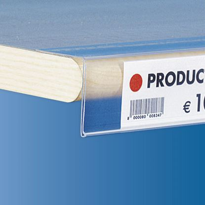 Picture of UNIVERSAL DATASTRIP  WITH TAPE - ANGLE 90° - LABEL H.MAX 32 MM