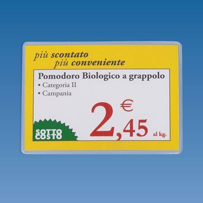 Immagine di BUSTA SEMPLICE IN PVC TRASPARENTE
