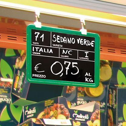 Picture of INSERTS FOR FRAMES EU REGULATION FRUIT & VEGETABLE - ONLY INSERT