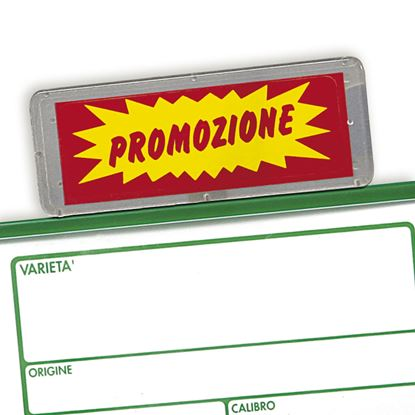 Picture of PRODUCT OR PROMO TICKET HOLDER