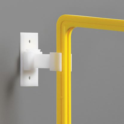 Picture of PIVOTING ADHESIVE CLIP FOR VERTICAL SURFACES