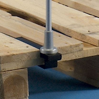 Picture of STEEL CLAMP FOR PALLETS - FOR SILVER TUBE