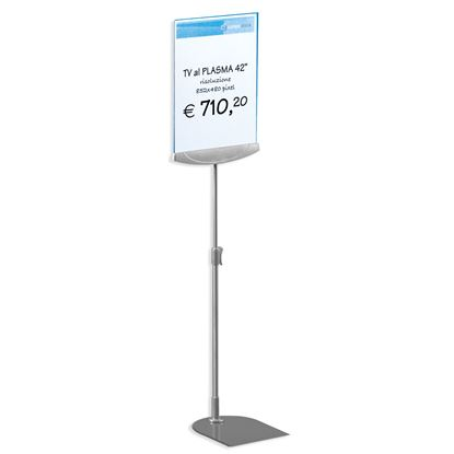 Picture of TELESCOPIC ALUMINIUM STANDS WITH SMARTSY SUPPORT