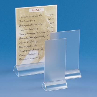 Picture of SHOWCARD HOLDERS WITH BASE