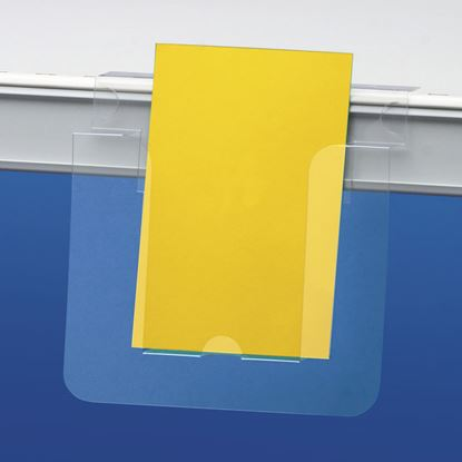 Picture of ADHESIVE LEAFLET HOLDER, TO STICK