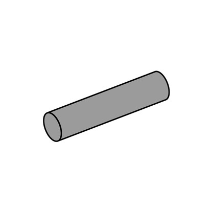 Picture of STANDARD CYLINDER FOR HEAVY SHOWCARD
