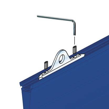 Picture of CLEAR HANGING HOOK