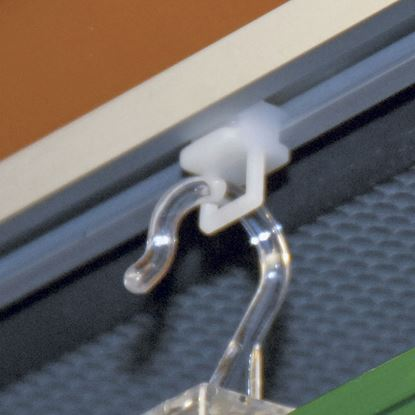 Picture of SLIDING CLIP WITH HOLE FOR ALUMINIUM RAIL