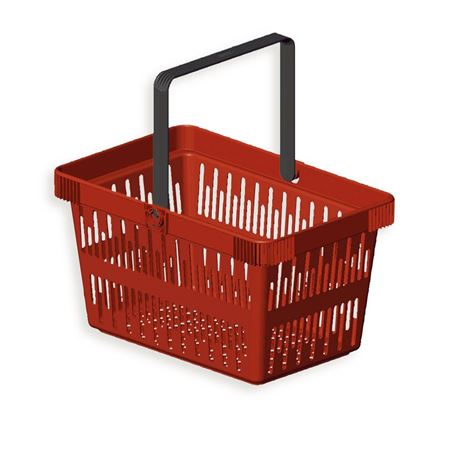 Immagine per la categoria CESTINO MINI TROLLY - 22 litri