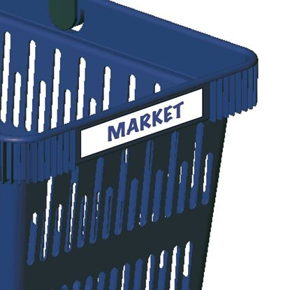 Picture of SHOPPING BASKET MINI TROLLY PERSONALISATION