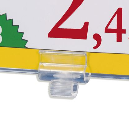 Picture of MESSAGE HOLDER CLIP - 25 MM