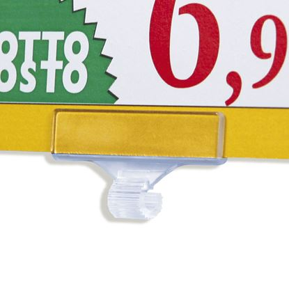 Picture of MESSAGE HOLDER CLIP - 55 MM